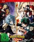 DVD: My Hero Academia - Staffel 3  1 [Limited Edt.] [Blu-Ray]