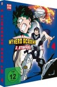 DVD: My Hero Academia - Staffel 2 4 [Blu-Ray]