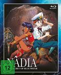 DVD: Nadia - The Secret of Blue Water Box  1 [Blu-Ray]