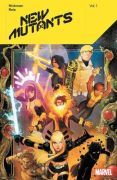 Comic: New Mutants  1 [by Jonathan Hickman] (engl.)