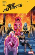 Comic: New Mutants  1 [by Ed Brisson] (engl.)