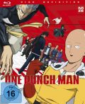 DVD: One-Punch Man - 2. Staffel 1 [Limited Edt.] [Blu-Ray]