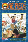 Manga: One Piece  1