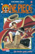 Manga: One Piece  3