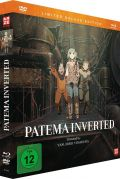 DVD: Patema Inverted Collectors Edt. [DVD + Blu-Ray]
