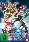 DVD: Phantasy Star Online 2 - The Animation  2
