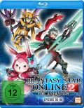 DVD: Phantasy Star Online 2 - The Animation  2 [Blu-Ray]