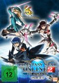 DVD: Phantasy Star Online 2 - The Animation  3