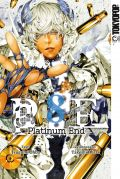 Manga: Platinum End  8