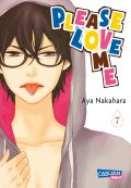 Manga: Please love me  7