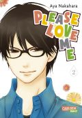 Manga: Please love me  2