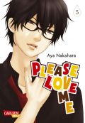 Manga: Please love me  5