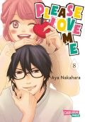 Manga: Please love me  8