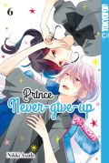 Manga: Prince Never-give-up  6