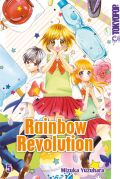 Manga: Rainbow Revolution  5