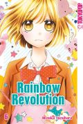 Manga: Rainbow Revolution  6