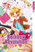 Manga: Rainbow Revolution  2