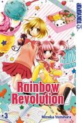 Manga: Rainbow Revolution  3