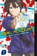 Manga: Real Account  1 [Shonen Attack!]