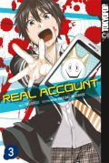 Manga: Real Account  3