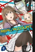 Manga: Real Account  4