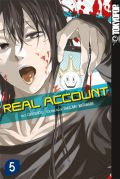 Manga: Real Account  5