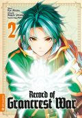 Manga: Record of Grancrest War  2