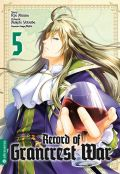 Manga: Record of Grancrest War  5