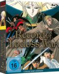 DVD: Record of Lodoss War - Gesamtausgabe [Collector's Edt.] [Blu-Ray]