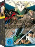 DVD: Record of Lodoss War - Gesamtausgabe [Collector's Edt.]