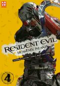 Manga: Resident Evil - Heavenly Island  4