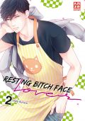 Manga: Resting Bitch Face Lover  2