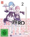 DVD: Re:ZERO - Starting Life in Another World  2