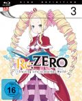 DVD: Re:ZERO - Starting Life in Another World  3 [Blu-Ray]