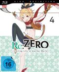 DVD: Re:ZERO - Starting Life in Another World  4 [Blu-Ray]