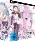 DVD: Re:ZERO - Starting Life in Another World  1 [Limited Edt.] [Blu-Ray]