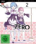 DVD: Re:ZERO - Starting Life in Another World  2 [Blu-Ray]