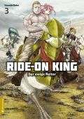 Manga: Ride-On King - Der ewige Reiter  3