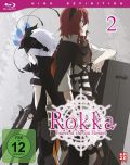 DVD: Rokka - Braves of the Six Flowers  2 [Blu-Ray]