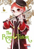 Manga: The Royal Tutor