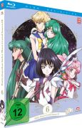 DVD: Pretty Guardian Sailor Moon Crystal  6 [lim. Edt.] [Blu-Ray]