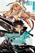 Manga: Sword Art Online - Fairy Dance 3