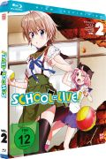 DVD: School-Live!  2 [Blu-Ray]