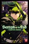Manga: Seraph of the End  1