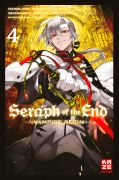 Manga: Seraph of the End  4