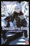 Manga: Seraph of the End 11