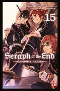 Manga: Seraph of the End 15