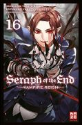 Manga: Seraph of the End 16