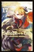 Manga: Seraph of the End 17