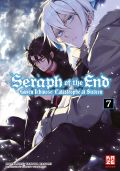 Roman: Seraph of the End – Guren Ichinose